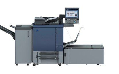 Konica Minolta reinforces industrial printing line up with Accurio Press C2070/2060 launch