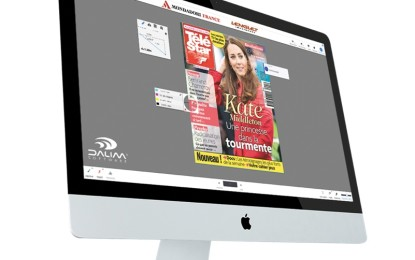 Télé Star, the first French magazine to use softproofing in gravure printing