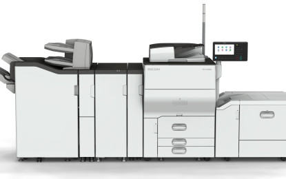 Ricoh's digital book printing solution and Ricoh Pro C5200 series receive EDP endorsement
