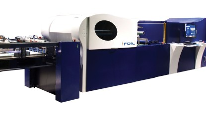 Konica Minolta JETvarnish 3D bags Diamond at DuPont Awards