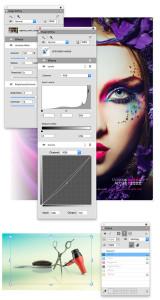 quarkXPress 2017 - image editing