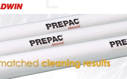Baldwin expands the PREPAC Advanced portfolio for automatic blanket cleaning