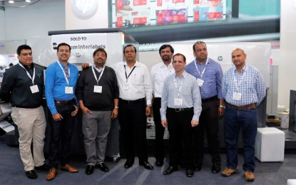 Skanem Interlabels scale their Digital Printing business with their New HP Indigo Digital Press