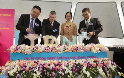 Merck opens new application laboratory in Shanghai