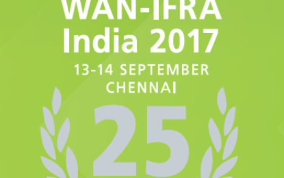 Over 425 converge at WAN-IFRA India 2017