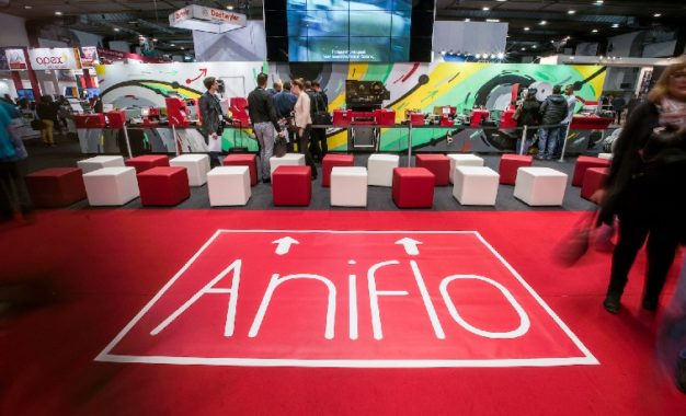Codimag's Aniflo end-to-end workflow debut at Labelexpo Europe 2017