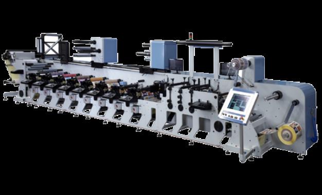 Hyderabad printer installs 14-colour Lombardi Synchroline UV Flexo Press