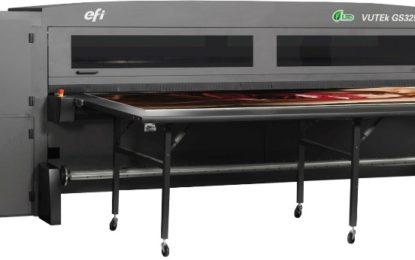 Arrow Digital installs first EFI Vutek GS3250 LX Pro