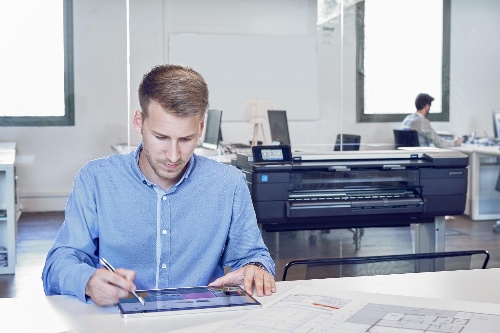 PRESSIdeasHP introduces 24-inch HP DesignJet T830 Multifunction ...