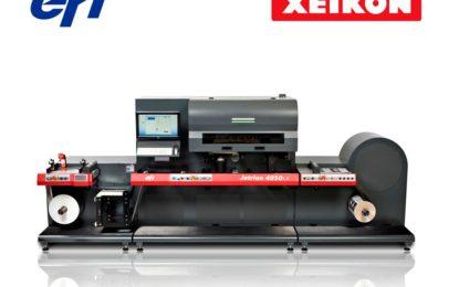 Xeikon and EFI entering into a strategic partnership for Digital Label Printing