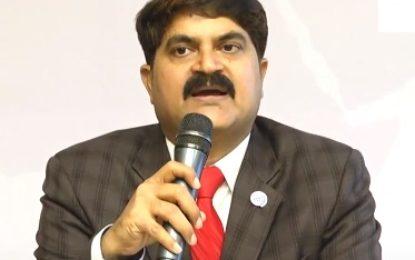 AVPS Chakravarthi appointed Global Ambassador for WPO