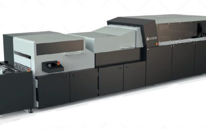 Monotech Systems to display Scodix Ultra Pro with Foil at Pamex 2017