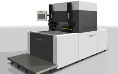 Komori Corporation adds Apressia MB series blanking system