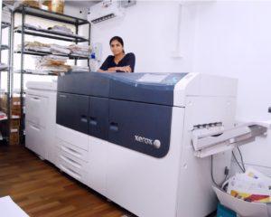 Drisya Creations installs first Xerox Versant 3100
