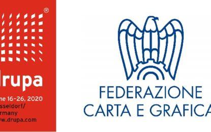 drupa and Federazione Carta e Grafica partnership