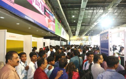 PAMEX 2017 attracts industry with enthusiasm