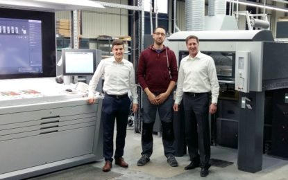 Heidelberg customer opts for third long perfecting press