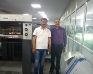 Installations by Printing Machine Solutions