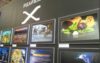Fujifilm at CEIF 2018