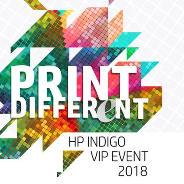 HP Indigo VIP Event 2018