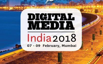 Digital Media India 2018