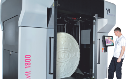 Designing advertising with 3D Printing