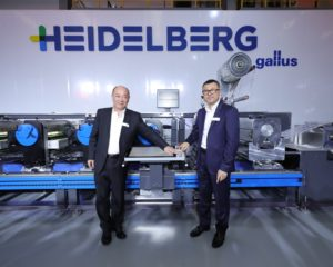 Gallus Labelmaster: The 'Less Complexity, More Flexibility' innovation concept