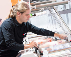 BOBST at Labelexpo Southeast Asia 2018