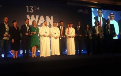 Middle Eastern Digital Media Awards winners honoured in Dubai