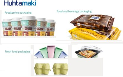 Huhtamaki acquires Ajanta Packaging