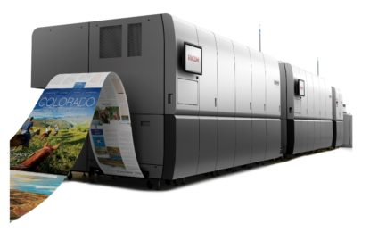 Ricoh extends Inkjet innovation with new ink technology for printing platforms