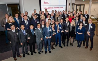 Avery Dennison selects winners for sustainability, innovation, service and quality