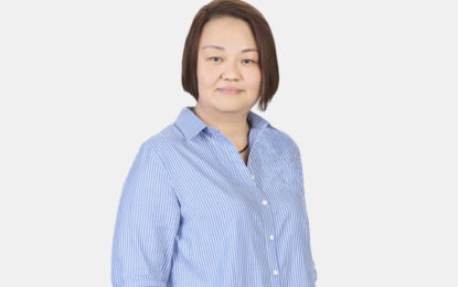 Carina Shia is new sales manager for SE Asia for KBA
