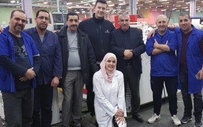 Meccanotecnica installs maiden asterTOP in Algeria