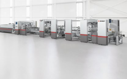BOBST features leading innovations at SinoCorrugated South 2018