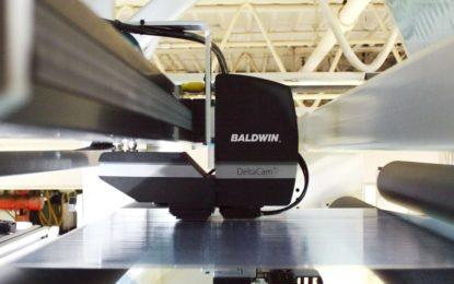 BALDWIN's new Vision Systems segment