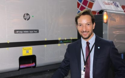 HP Indigo 20000: Opening a realm of possibilities