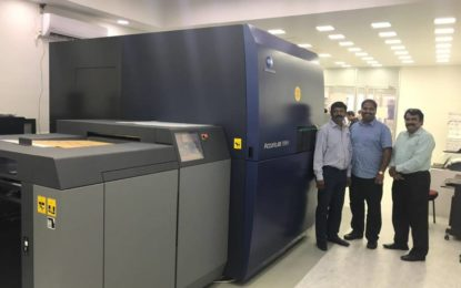 SE Asia's 1st AccurioJet KM-1 installed in Chennai