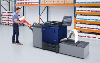Konica Minolta Accuriopress line-up gets newest EFI Fiery upgrade