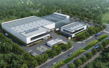 BOBST's 2nd Production Site In China