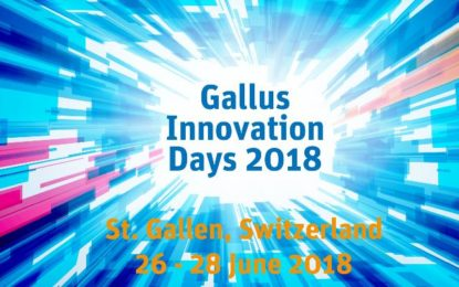 Gallus Innovation Days 2018 to feature new digital label printing system