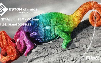Eston Chimica exhibits at PRINT4ALL