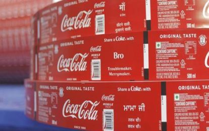Share A Coke: HP reinvents relations with Coca-Cola