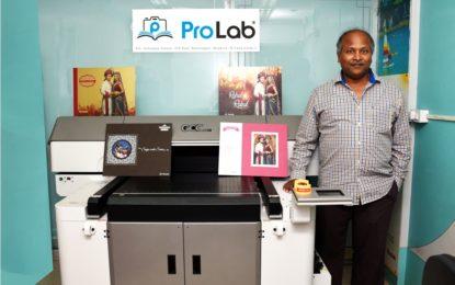 Bengaluru gets India's 1st GCC multi-purpose UV Flatbed Printer