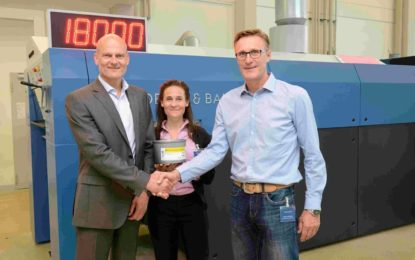 Koenig & Bauer and hubergroup to cooperate on conventional Sheetfed Offset Inks