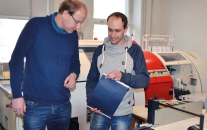 Meccanotecnica: Solutions for Offset Print Finishing