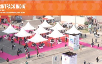 14th PRINTPACK INDIA is a top favourite with exhibitors
