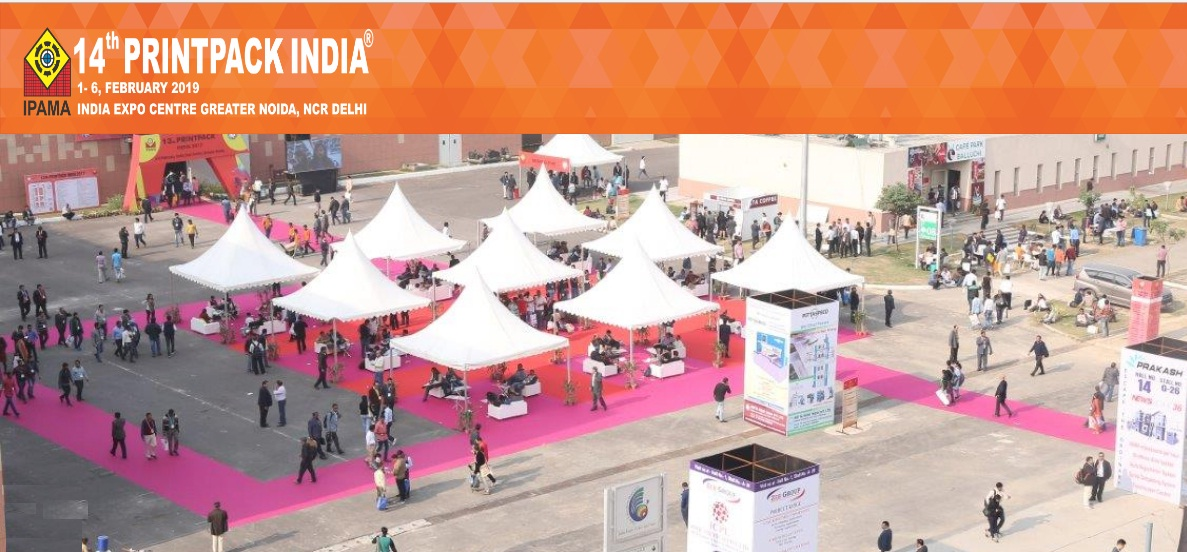 PRESSIdeas14th PRINTPACK INDIA is a top favourite with exhibitors