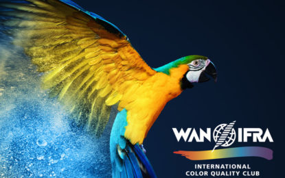 WAN-IFRA's announces winners of International Color Quality Club 2018-2020