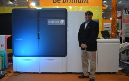 Xerox's latest Iridesse Production Press: Create more wow per page